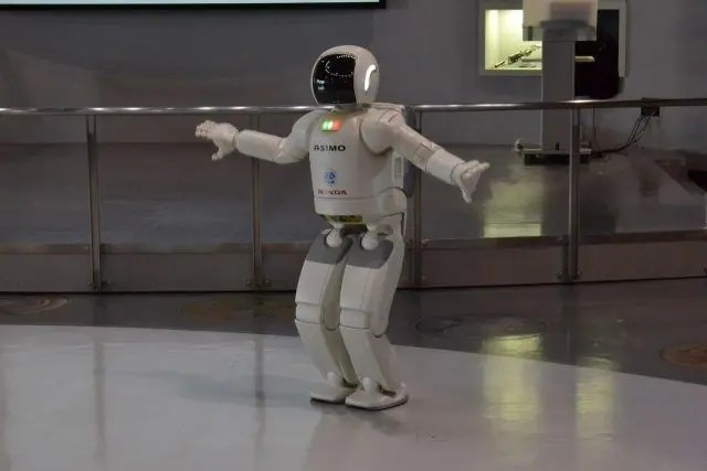 If you're looking for ideas of where to see Asimo in Tokyo, try the Miraikan museum. But he's not the only robot to meet in Tokyo.