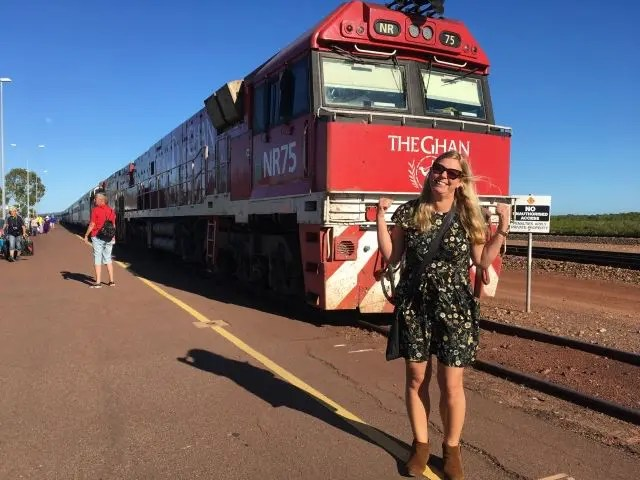 what to wear on The Ghan
