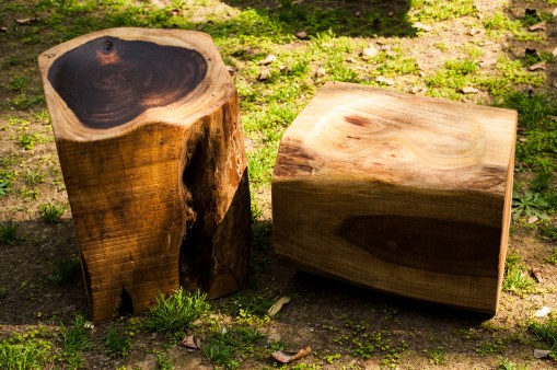 Stump stools 1
