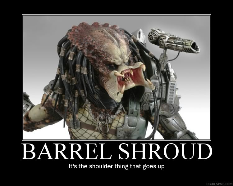 barrel shroud