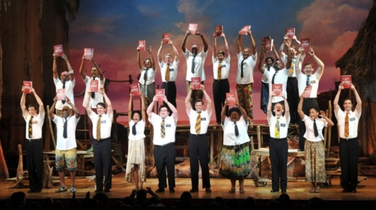 2013-05-07 Book of Mormon Musical