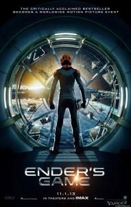 2013-05-21 Ender's Game Poster