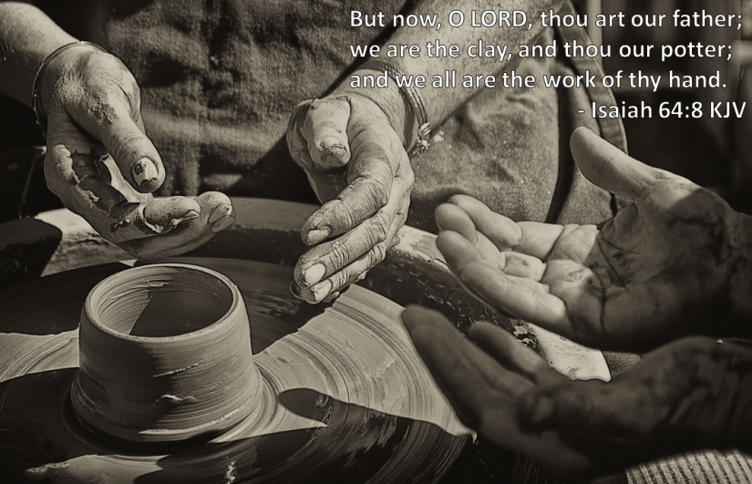 2013-08-26 We Are All The Work Of Thy Hand WITH TEXT