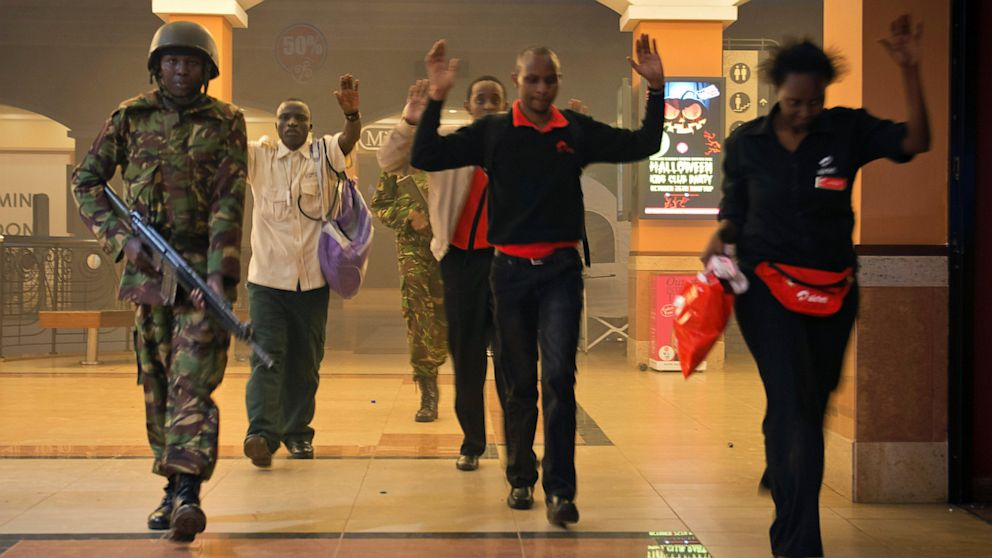 2013-10-23 Kenya Mall Attack