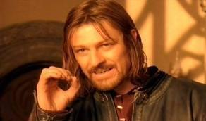 """One does not simply expect Israeli POWs to read Tolkien and do nothing."""