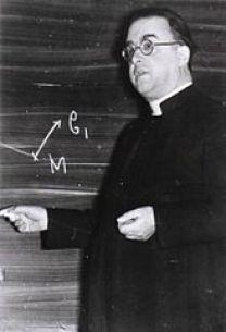 Georges Lemaitre: scientist priest