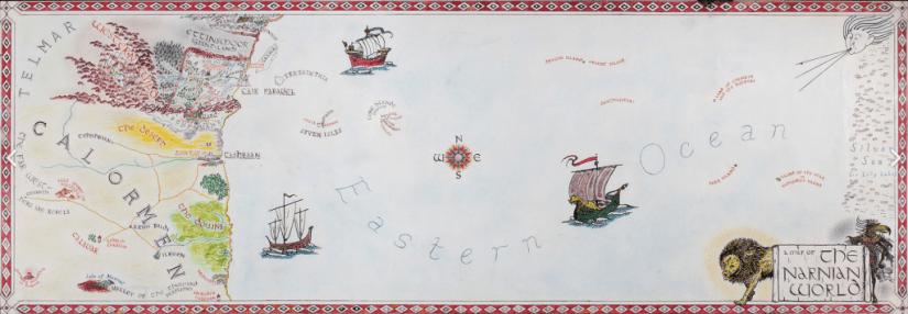 2014-08-19 Narnian Map