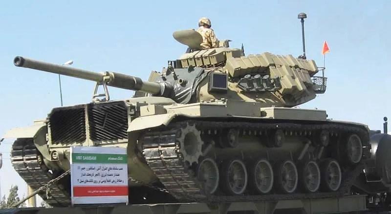 2014-08-26 Iranian M60