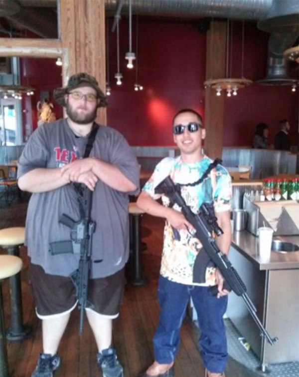 857 - Open Carry Overkill