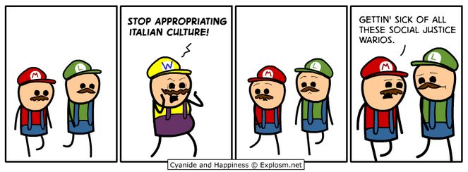 Comic from Explosm.net. (Links to original.)