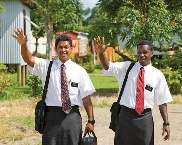 807 - The Mormon Option