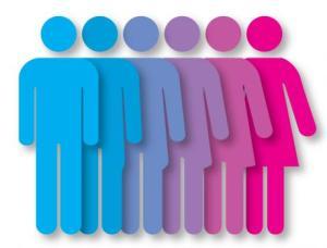 spectrum stick figures
