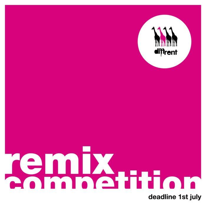 Diffrent Remix Competition art