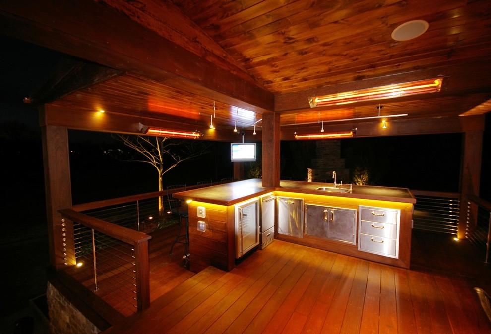 innovative bar lighting ideas