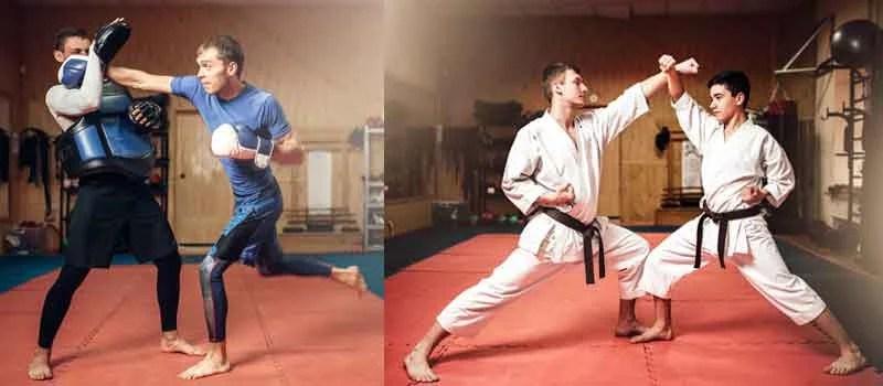 boxing and martial arts trainer dubai
