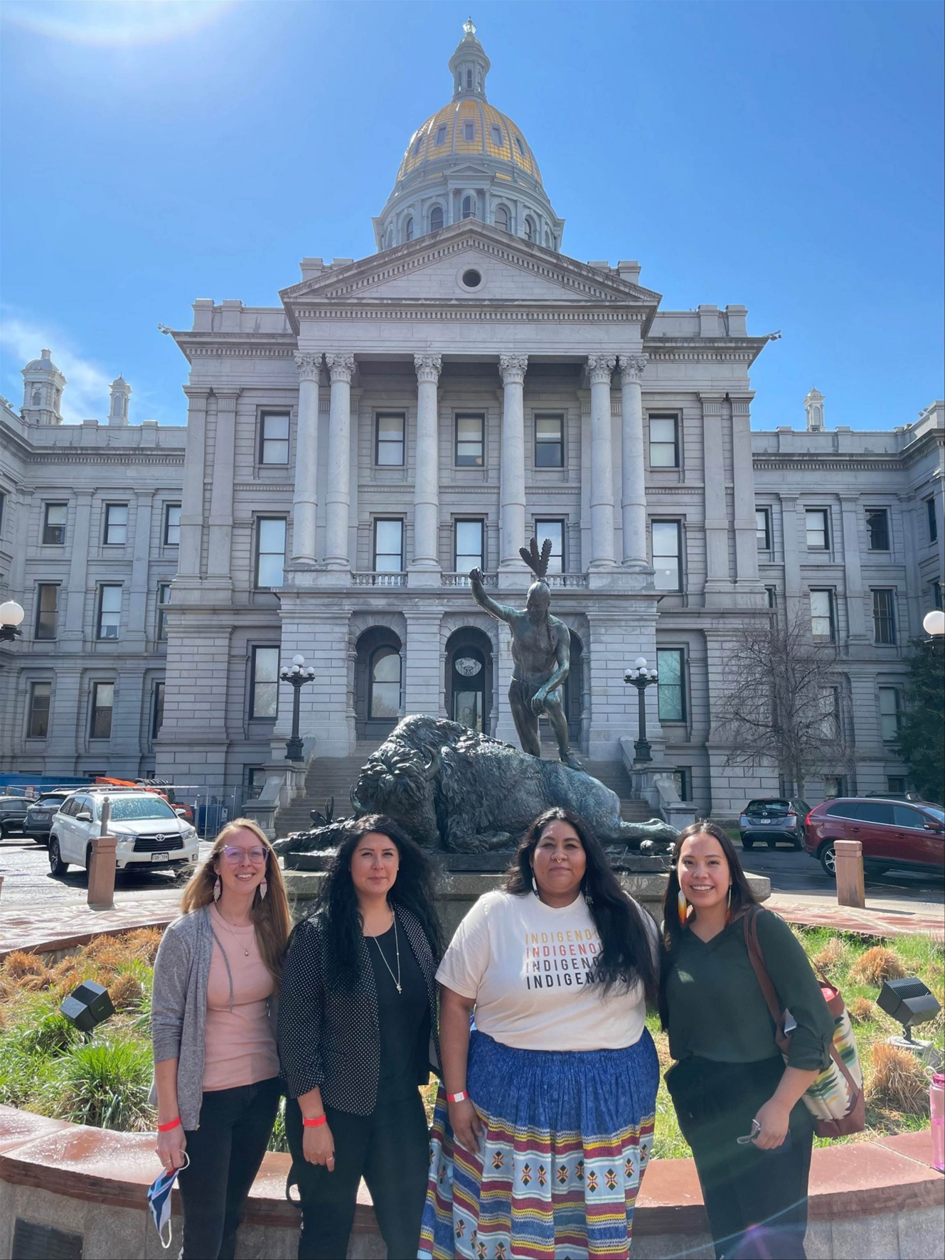 DIFRC at Colorado State Capitol
