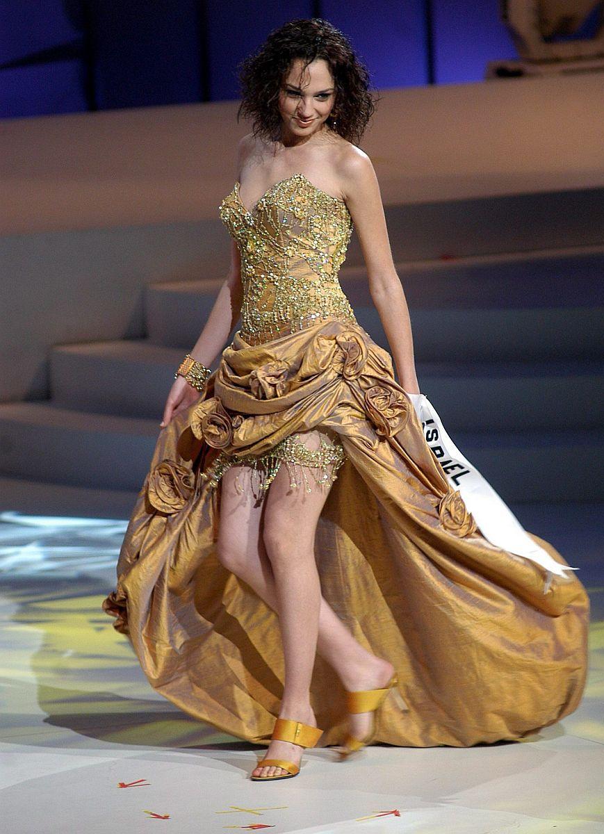 Miss Israel Gal Gadot,