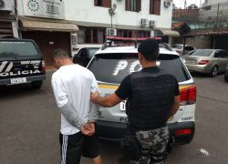 Dois foragidos são recapturados pela BM em Bento Gonçalves