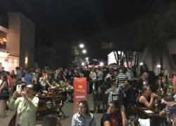 9ª edição do Jantar Sob as Estrelas reúne cerca de 10 mil pessoas em Bento