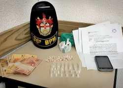 Homem é preso por tráfico de drogas duas vezes na mesma semana em Farroupilha