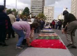 Paróquias de Caxias arrecadam cobertores para a celebração de Corpus Christi