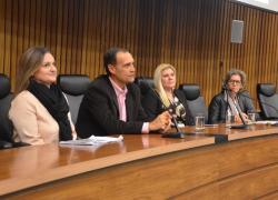 Projeto Justiça Restaurativa de Bento é apresentado em Seminário