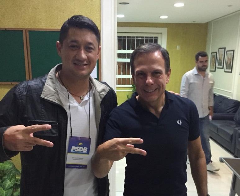 Diretório Municipal do PSDB comemora eleição de João Doria e agradece votos em Assis