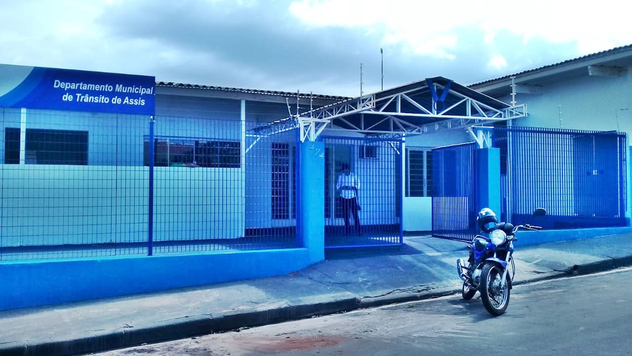 Departamento Municipal de Trânsito de Assis passa a atender em novo endereço
