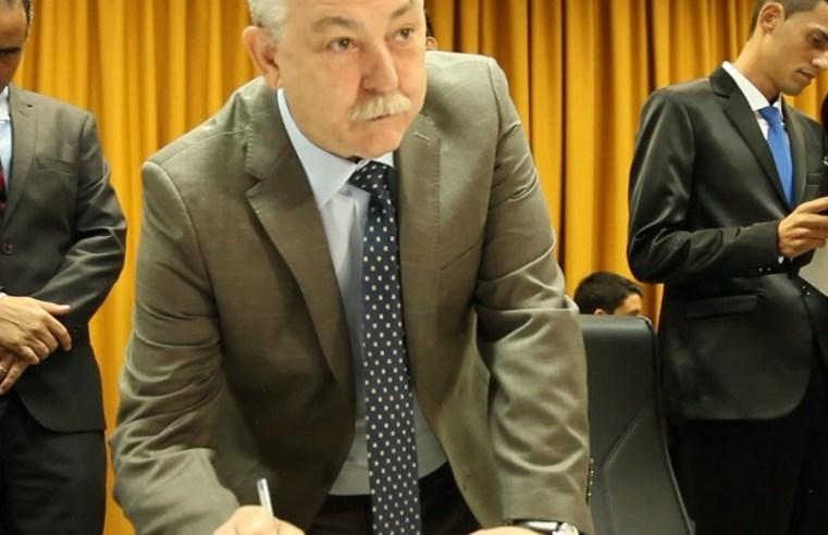 Prefeitura de Tarumã oficializa parceria com a Caixa Economia Federal para o setor de saúde
