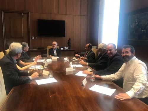 Prefeitura assina convênio de cooperação técnica com o governo do Estado no valor de R$ 130 milhões
