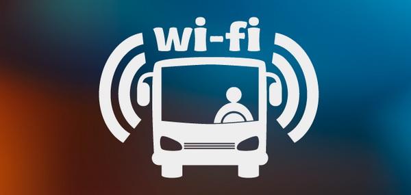 Tecnologia WI-FI nos ônibus urbanos trará comodidade aos usuários