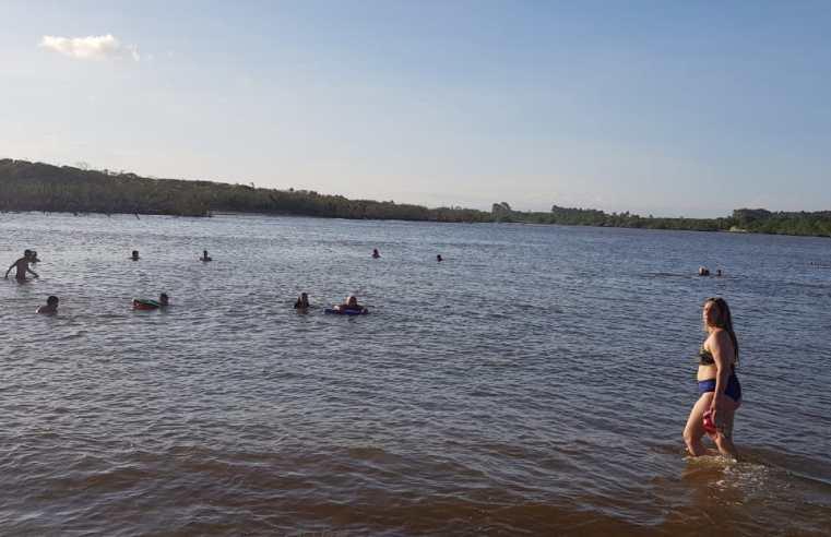Corpo de Bombeiros alerta sobre os cuidados para evitar afogamentos neste período quente