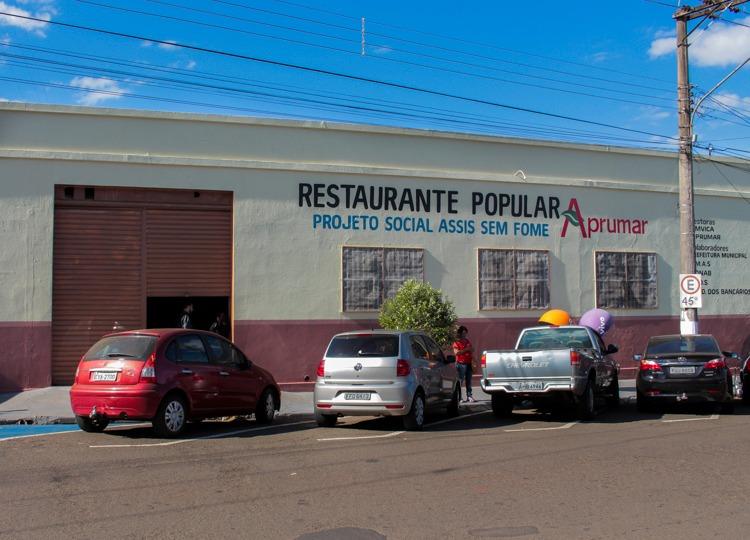 Direção do Restaurante Popular de Assis nega reajuste no preço e confirma prato a cinco reais