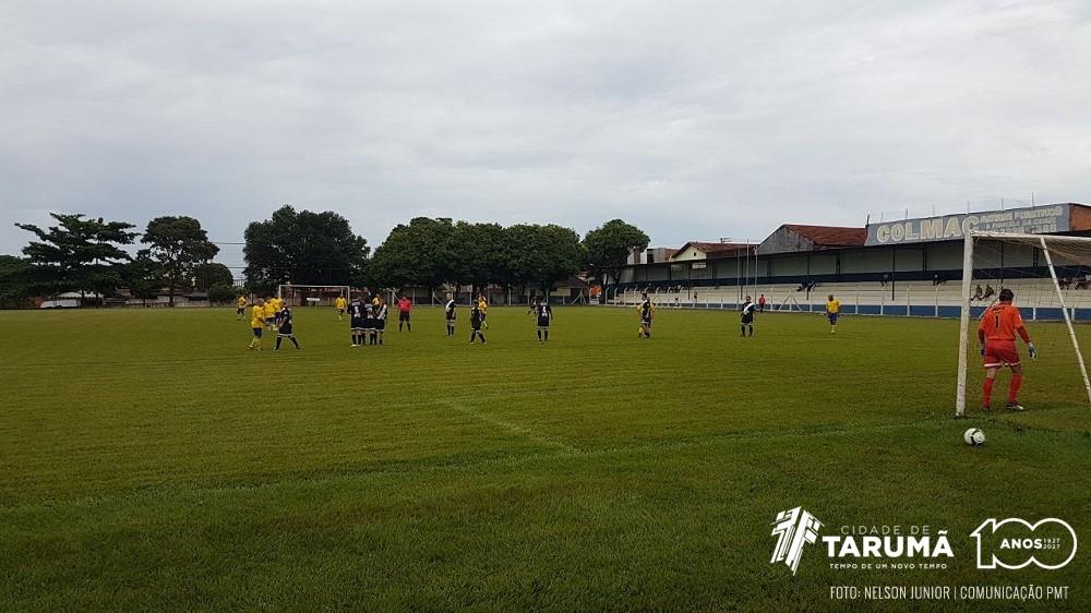 Secretaria de Esportes confirma início da Copa Master 'Vovô Craque' de Tarumã para este mês