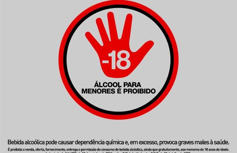 Conselho Tutelar registra ocorrência de venda de bebida alcoólica para menina de 13 anos