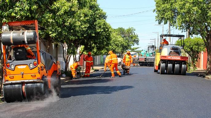 Programa 'Asfalto para Todos' chega a Vila Xavier e rua Emílio de Menezes será recapeada