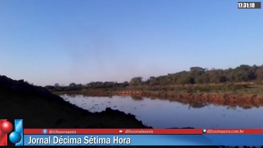 Antes abandonada 'Água da Porca' continua sendo revitalizada e receberá o nome de 'Parque da Cidade'