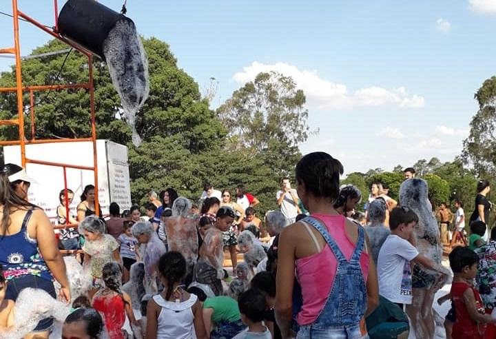 Com atividades variadas, programação do aniversário de Tarumã agitou o final de semana