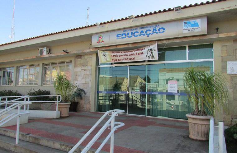Secretaria de Educação abre Processo Seletivo Simplificado para professores