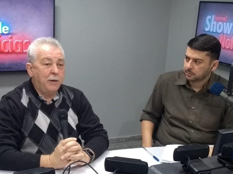 Prefeito de Tarumã, Oscar Gozzi, destaca trabalho da atual administração e espera um 2020 ainda melhor