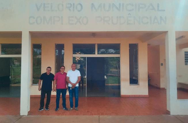 Obras de reforma do Velório Municipal da Prudenciana começarão em janeiro, afirma Prefeitura