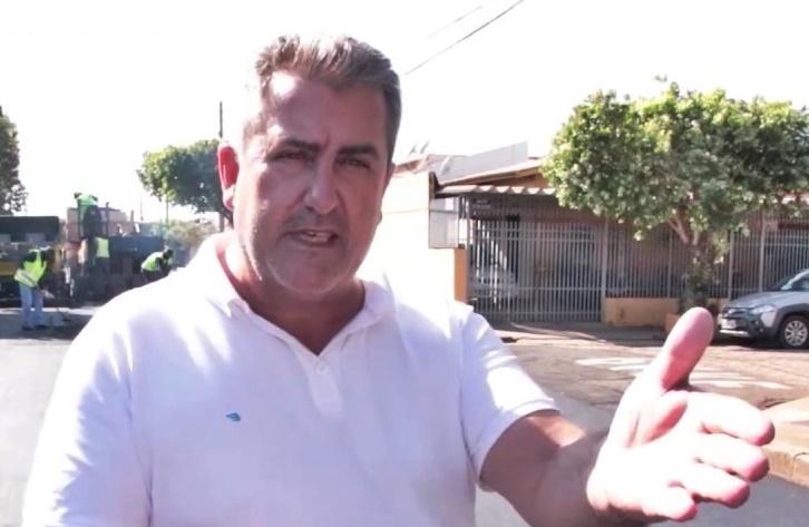 Vice-prefeito de Assis, Márcio Veterinário, protocola novos pedidos de recursos para a área do esporte