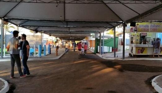 Direção do Parque de Exposições 'Jorge Alves de Oliveira' divulga eventos já confirmados para esse ano