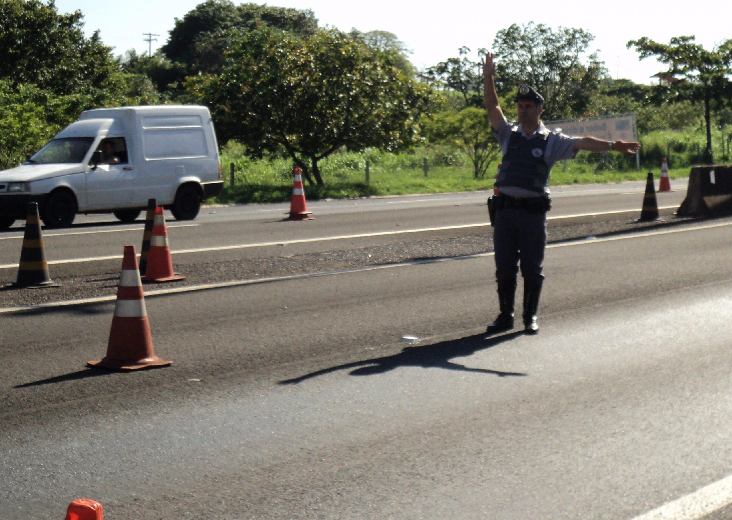 Polícia Militar Rodoviária inicia 'Operação Carnaval' nas estradas da região