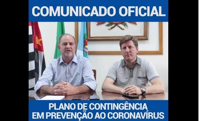 Prefeitura de Assis define Plano de Contingência para Enfrentamento do coronavírus