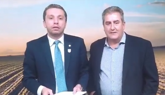 Vice-prefeito 'Márcio Veterinário' faz balanço de viagem a Brasília