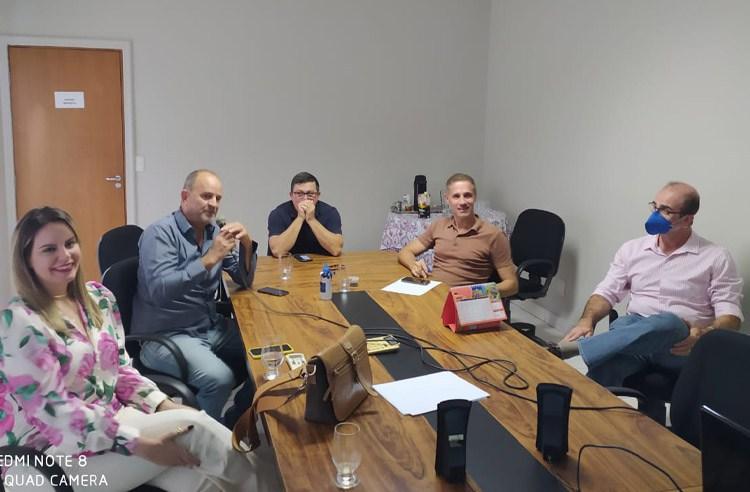 ACIA se reúne com prefeito em busca de flexibilização da quarentena para o comércio