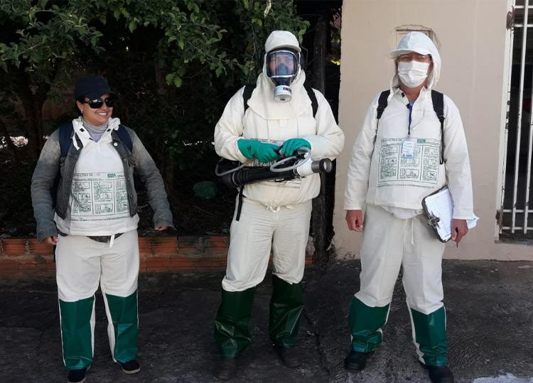 Coordenador de Endemias pede cuidados com a Dengue e apela para moradores abrirem suas casas para bloqueio e vistoria