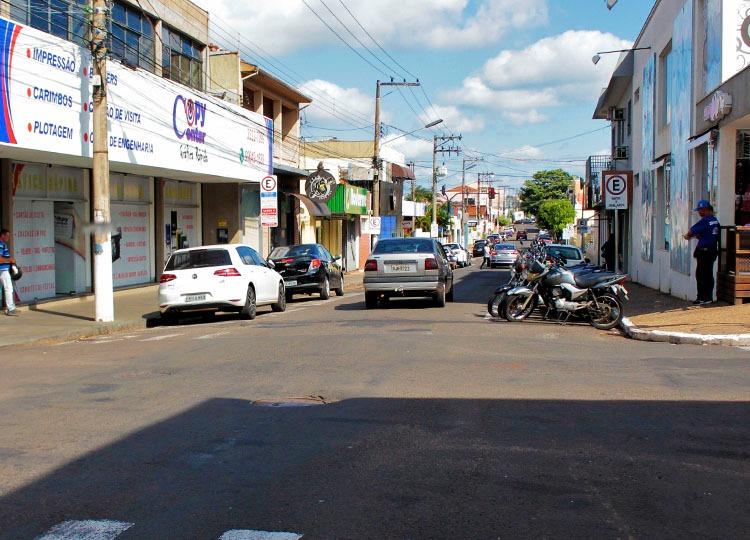 Prefeitura inicia nesta semana a recuperação do pavimento da rua J.V. da Cunha e Silva