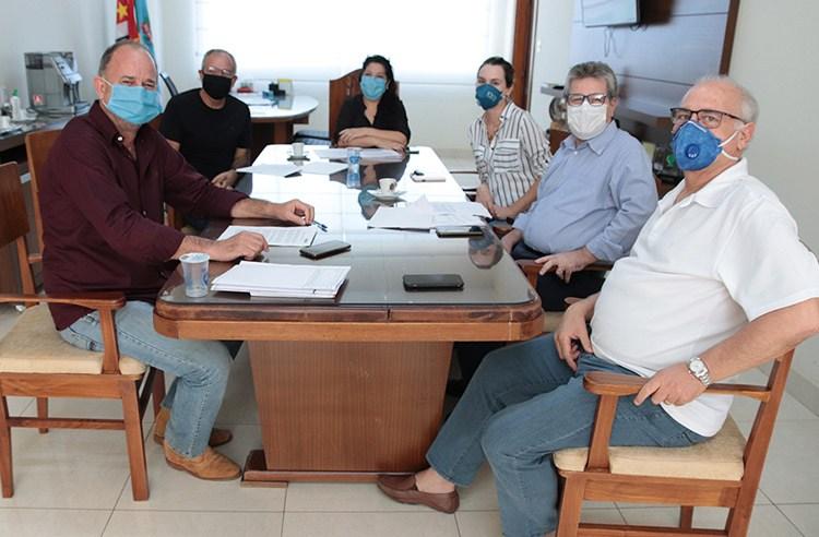 Lideranças se reúnem antes de Audiência Pública para discutir retomada de vôos em Assis